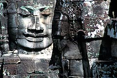 Angkor What Cambodia 2001